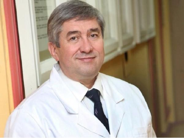 Омельчук Сергій Тихонович, професор НМУ