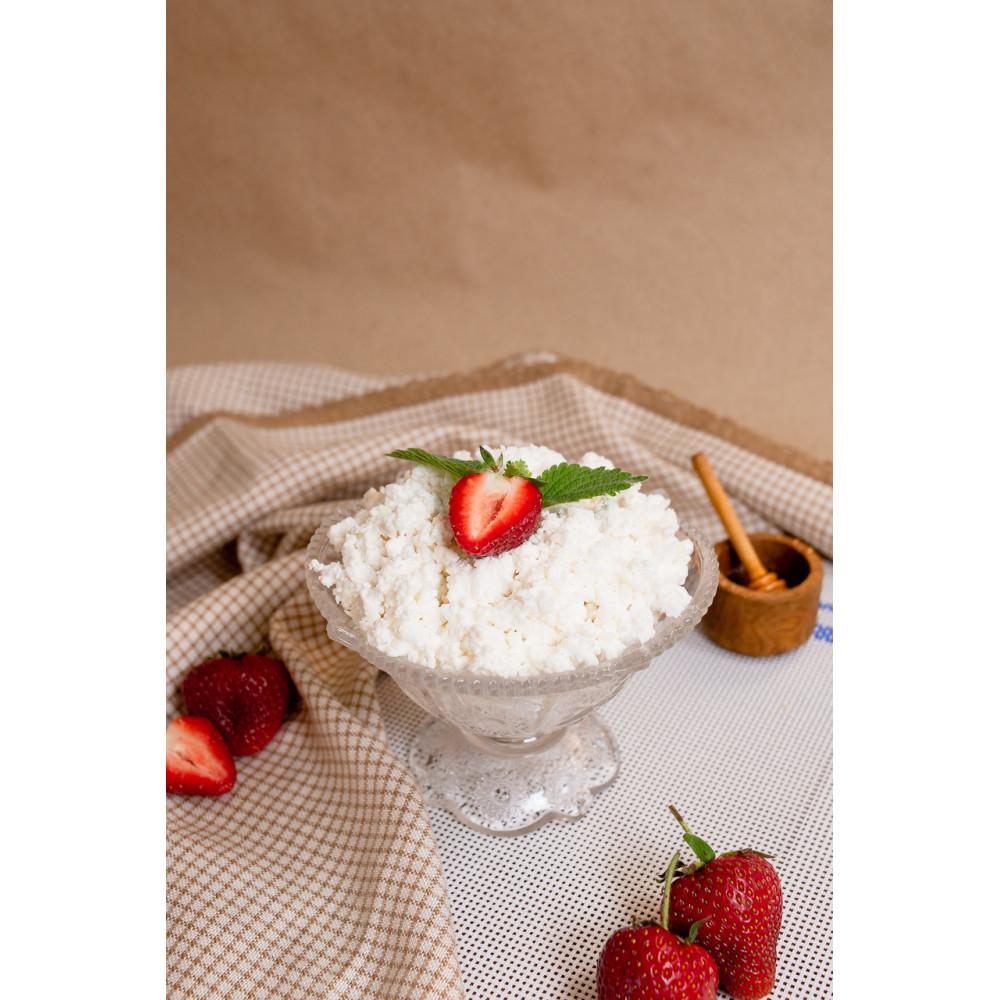 Zinka Сир кисломолочний з козиного  молока /вакуум 300g/