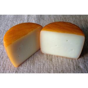 Zinka козиний сир напівтвердий молодий /половинка 350g/