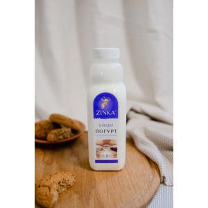 Zinka Біфідойогурт з козиного молока  2,8% жиру /510г /