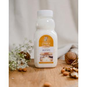 Zinka Біфідойогурт з козиного молока зі смаком злаків 2,8% жиру /300г /